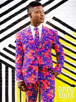 Adult The Fresh Prince Oppo Suit