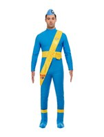 Adult Thunderbirds Scott & Virgil Deluxe Costume