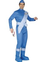 Adult Thunderbirds Scott Jumpsuit [29948]