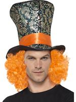 Adult Mad Hatter Top Hat [45216]