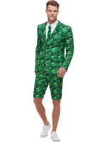 Adult Tropical Palm Tree Suit