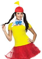 Adult Tweedle Dee Dum Costume