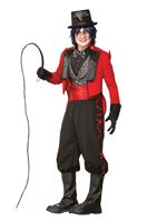 Adult Twisted Attraction Ring Master Costume
