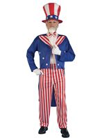Adult Uncle Sam Costume [AC637]