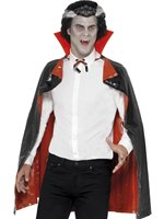 Adult Reversible Vampire Cape