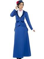 Adult Victorian Nanny Costume [46753]