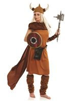 Adult Viking Lady Costume [FS4169]