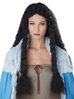 Adult Viking Princess Wig