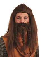 Adult Viking Wig and Beard [FS4184]