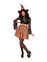 Adult Vintage Witch Costume