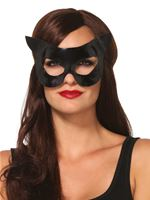 Adult Vinyl Cat Mask [A2755]