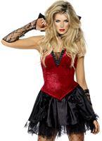 Adult Vixen Vampire Costume [30923]
