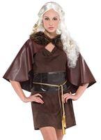 Adult Warrior Capelet [842980-55]
