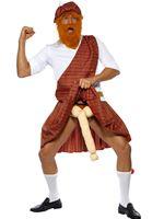 Adult Well Hung Highlander Costume