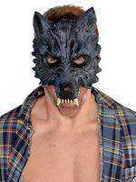Adult Werewolf EVA Half Mask