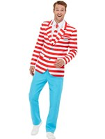 Adult Where's Wally Suit [50268]