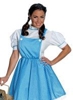 Adult Wizard of Oz Dorothy Costume [887378]