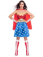 Adult Wonder Woman Classic Womens Costume [9906145]