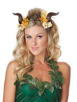 Adult Woodland Fairy Horns