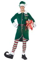 Adult Workshop Elf Costume [01555]