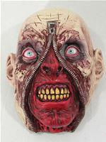 Adult Zipper Zombie Mask