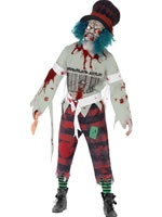 Adult Zombie Hatter Costume [40062]