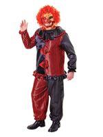 Adult Zombie Clown Costume