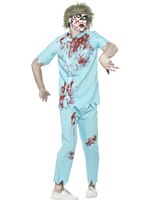 Adult Zombie Dentist Costume