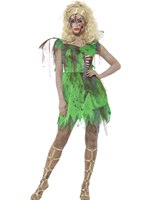 Adult Zombie Fairy Costume