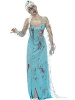 Adult Zombie Froze to Death Costume