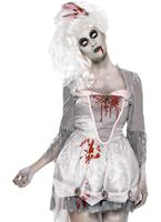 Adult Zombie Georgian Costume