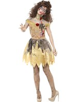 Adult Zombie Golden Fairytale Costume