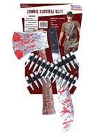 Adult Zombie Survival Kit