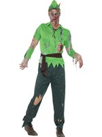 Adult Zombie Lost Boy Costume