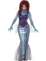Adult Zombie Mermaid Costume [44359]