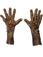 Adult Zombie Rotted Large Latex Gloves [25319]
