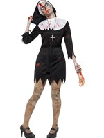 Adult Zombie Sister Costume