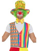 Adults Big Top Clown Kit