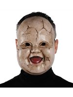 Adults Giggles the Dreadful Doll Mask