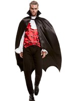 Adults Vampire Bat Cape [52148]
