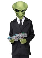 Alien Agent Childrens Costume [00350]