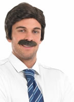 Anchorman Wig & Moustache