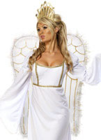 Adult Angel Gown Costume [31289]