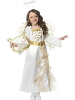 Child Angel Princess Costume [39100]