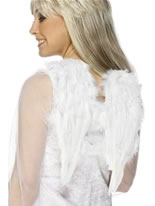 Angel Wings White Feather