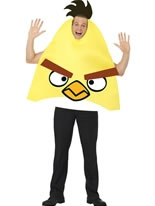 Adult Angry Birds Yellow Costume [25743]