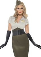 Adult Army Pin Up Costume