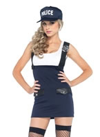 Adult Arresting Officer Costume