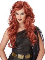 Auburn Allure Wig