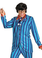 Adult Austin Powers Carnaby Suit Costume [D38910]